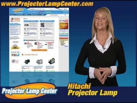 Hitachi Projector Lamps