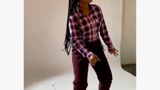 Ada Dances to onememma || Mercy Chinwo SATISFIED