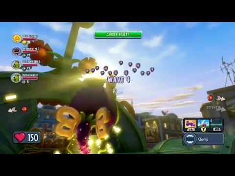 Plants Vs. Zombies: Garden Warfare - Thank You Jizz video