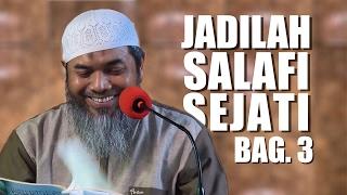 Kajian kitab: Jadilah Salafi Sejati - Ust.Afifi Abdul Wadud (Hari 1, Sesi 3)