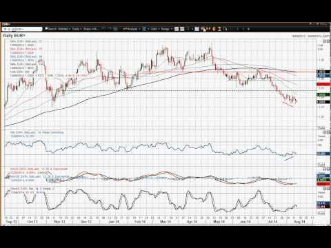 EUR/USD   13/08/2014