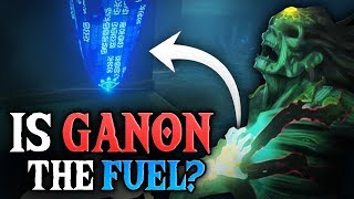 Breath of the Wild 2: Is Ganondorf the SOURCE of Ancient ENERGY? (ft. Zeltik)