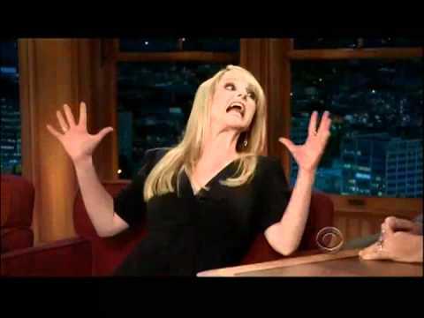 Craig Ferguson 1/4/12E Late Late Show Melissa Rauch