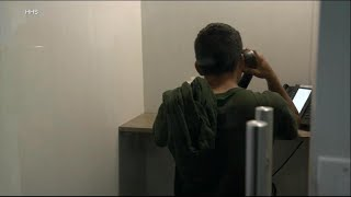 Inside the Texas facility housing immigrant children