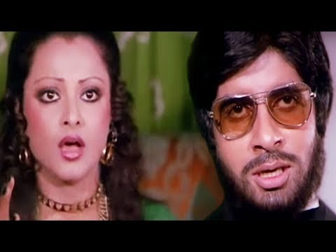Amitabh Bachchan Utpal Datt Rekha Do Anjaane - Scene 2131