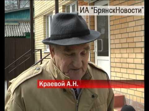 В Брянск к Гагарину «прилетели» космонавты