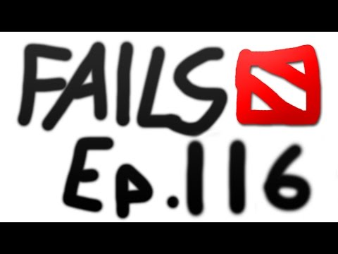 Dota 2 Fails of the Week - Ep. 116