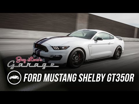 2015 Ford Mustang Shelby GT350R - Jay Leno's Garage
