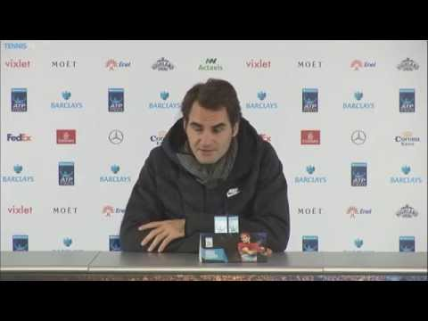Interview Roger Federer