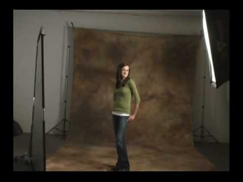 Broad and Short Lighting in Portrait Photography