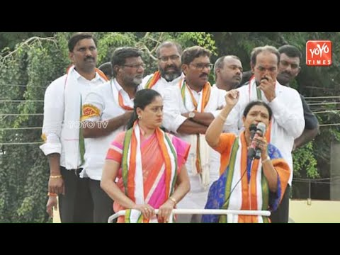 Vijayashanthi Eyes On Dubbaka | Telangana Jana Samithi | Muthyam Reddy |  Telangana |  YOYO Times