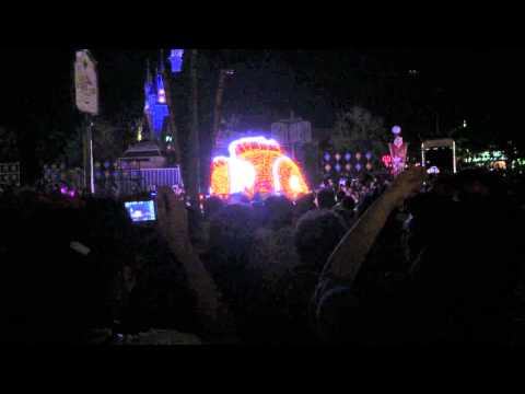 Tokyo Disneyland Electrical Parade Dream Lights