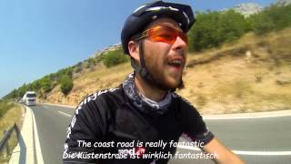 Episode 4: Always On The Road - 5000 Km in 100 Tagen (Kroatien&Bosnien) (engl. sub.)