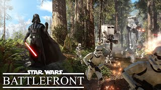 Star Wars: Battlefront - PC Gameplay - Max Settings