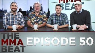 The MMA Beat - Episode 50