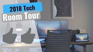 2018 Tech Room Tour!