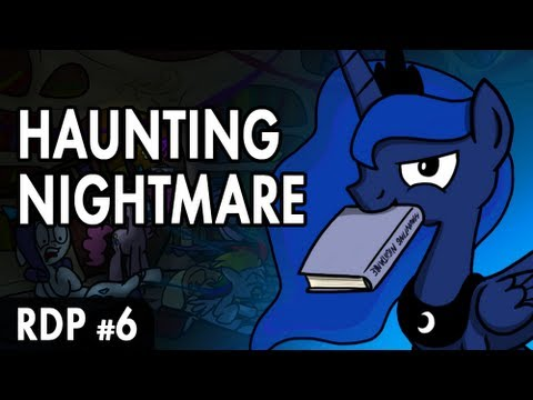 Rainbow Dash Presents: Haunting Nightmare Music Videos