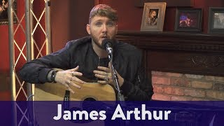 James Arthur on X-Factor and Songwriting | KiddNation