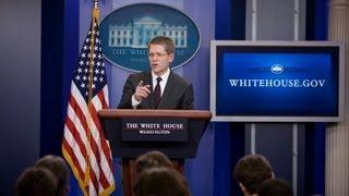 12/3/12: White House Press Briefing