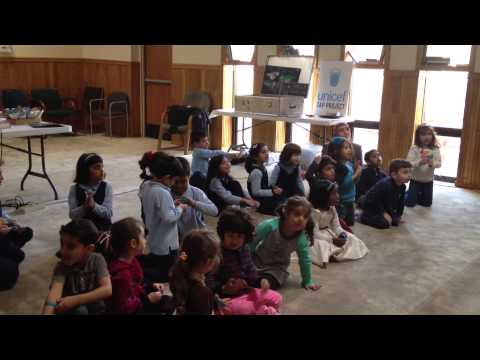 UNICEF Day at Michigan Islamic Academy