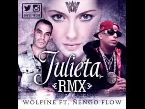 Julieta - Wolfine Ft  Nengo Flow (Official Remix)