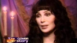 Cher - ET Interview (November 1998)
