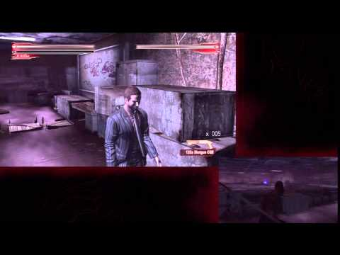86 Deadly Premonition The Directors Cut HD PS3 (Ch 23 - Dawn) Raincoat Killer 2/2