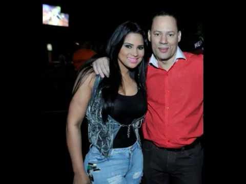 #TBT Franklin Mirabal le pide matrimonio a Evelina Garcia