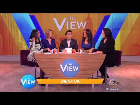 Michelle Williams appearance on the View