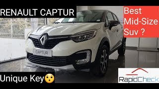 Renault Captur || Platine Model || Detailed Real-life Review || Best Mid-Size Suv?