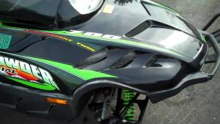 2000 Arctic Cat Powder Special 700