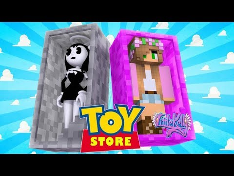 ALICE ANGEL GETS REVENGE! Minecraft Toystore
