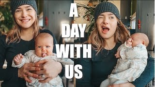 Wacky Day With Our Newborn in Helsinki | Vlog