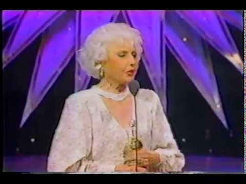 BARBARA STANWYCK Receiving Cecil B. DeMille Award Video