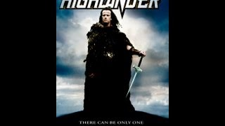 The Cult of Matt and Mark review Highlander (1986)