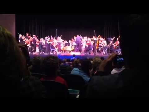 NorthPointe Christian Schools orchestras year end finale 20