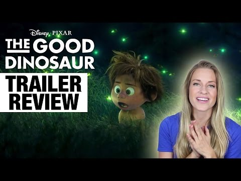 THE GOOD DINOSAUR Trailer #1 Review (2015) | Rotoscopers