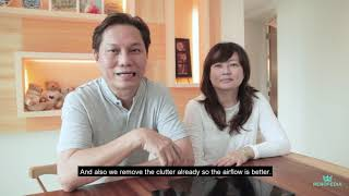 Renovation Singapore | Chit chat with the home owners of D' Initial Concept