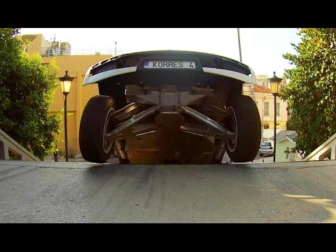 GoPro: 193 steps with a Supercar: Korres Project 4: Greek Vendetta