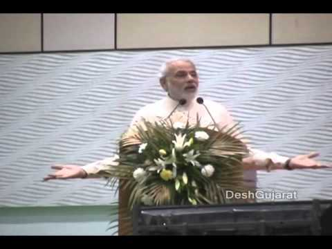 Narendra Modi addresses a workshop on Next frontier of Agri business and technology