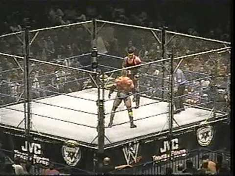 Undertaker Vs. Brock Lesnar-wwe Title (steel Cage)pt.1 video