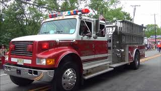 North Warren Regional Fire and Ambulance ~ Memorial Day Parade 2018