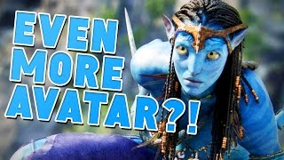 James Cameron Wants 4 MORE Avatar Movies?!?!