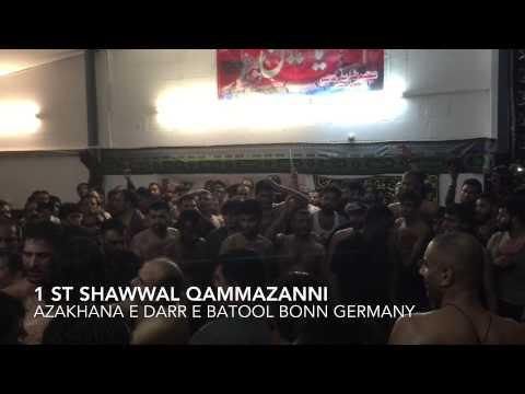 Bonn Shab-e-Jaloos 2015 - QBH - QAMAZANI