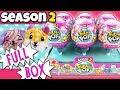 NEW SEASON 2 Pikmi Pops Surprise 🍭 FULL BOX Scented Plush Fun RARES & ULTRA RARE Very Velvet Found!