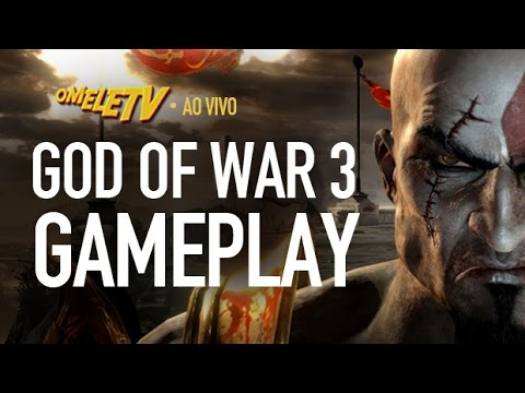 God of War III | Gameplay AO VIVO