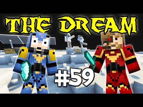 The Dream - Ep. 59 : Boss De L'espace  - Fanta Et Bob Minecraft Modpack video