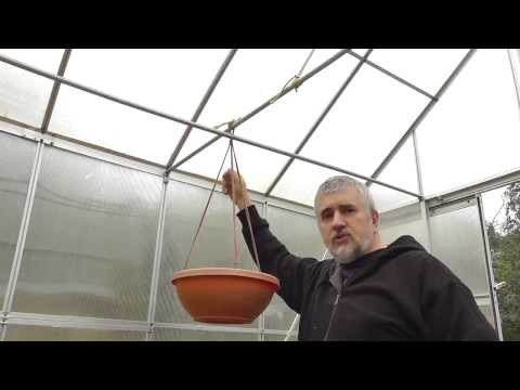 Harbor Freight 10 x 12 Greenhouse Modifications