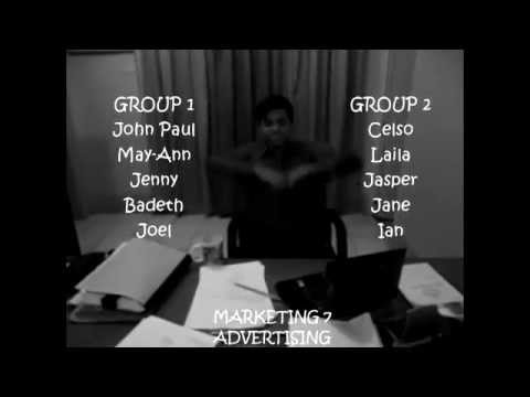 MMC Mktg 7 Advertising Nescafe TVC Phils Group Project
