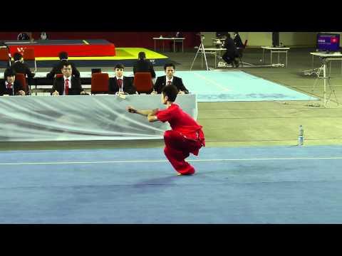 11th WWC   CQ m    Zhang Kai   CHN   9.85   1st place